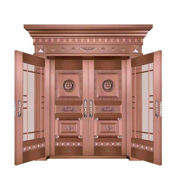 铜门-TM005