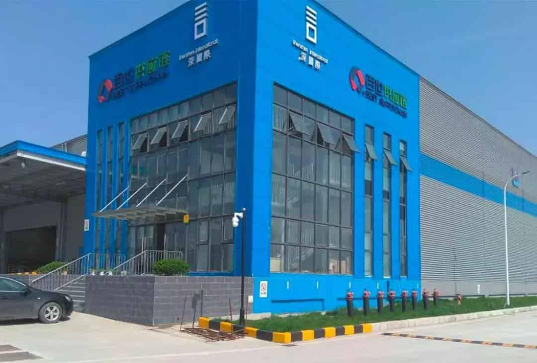 永昌城科技简系列III型+循系列道闸入驻深国际